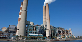 Extensive experience working with all types of power plants